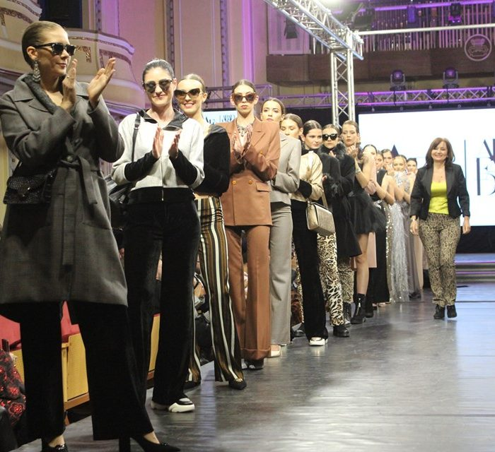 Emoții și  explozie de culori  la Arad Fashion Days