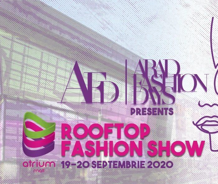 Arad Fashion Days, în acest weekend. Totul se întâmplă pe acoperișul (P5) de la Atrium Mall!